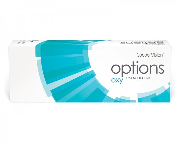 options oxy 1 Day multifokal 30er Pack