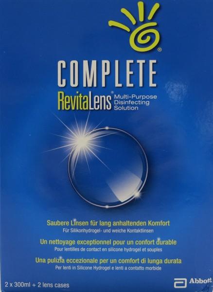 Complete RevitaLens 2 x 300ml von Abbot