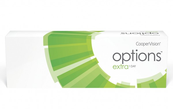 options extra 1 DAY - 30er Pack