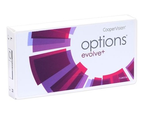 options evolve+ 6er