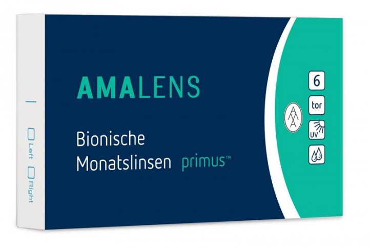 AMALENS Bionische Monatslinsen torisch 6er