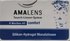 AMA Lens 4 Wochen AS comfort Monatslinse 2 x 6er