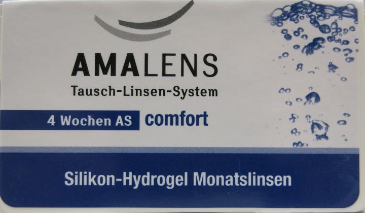 AMA Lens 4 Wochen AS comfort Monatslinse
