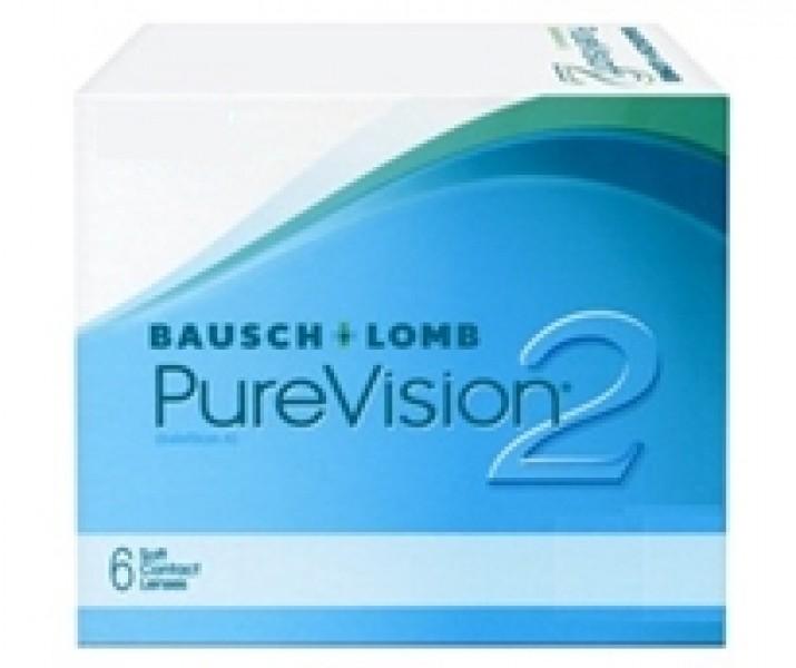 Pure Vision 2 HD von Bausch & Lomb